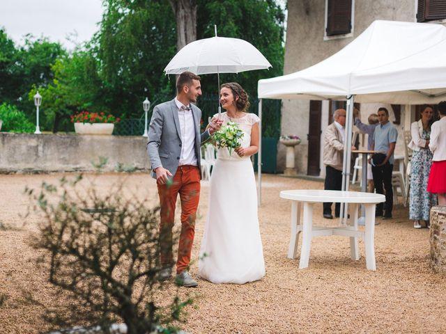 Le mariage de Adrien et Mariane à Saint-Georges-de-Reneins, Rhône 18