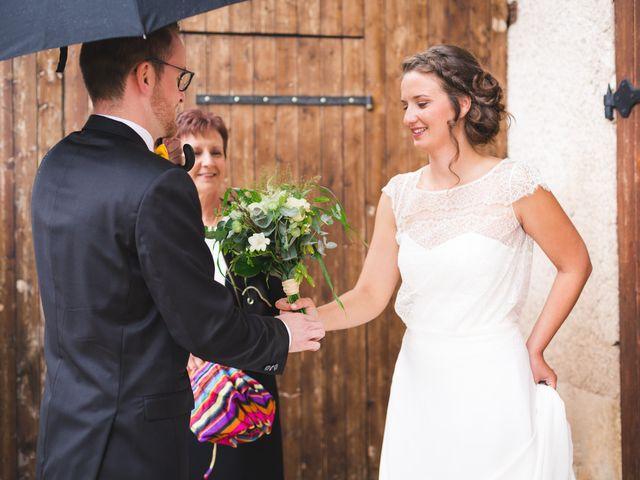 Le mariage de Adrien et Mariane à Saint-Georges-de-Reneins, Rhône 22
