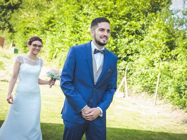 Le mariage de Jeremy et Ophélie à Cosmes, Mayenne 3