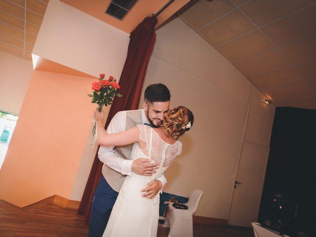 Le mariage de Jeremy et Ophélie à Cosmes, Mayenne 49