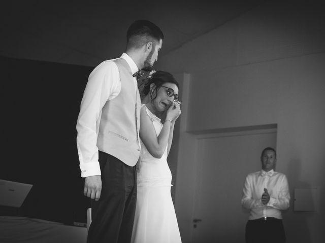 Le mariage de Jeremy et Ophélie à Cosmes, Mayenne 50