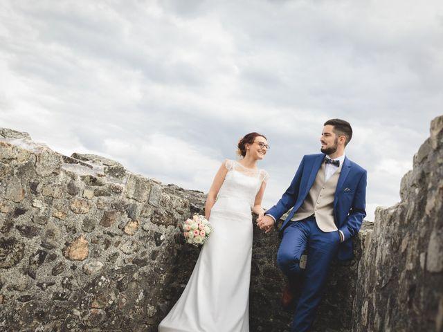 Le mariage de Jeremy et Ophélie à Cosmes, Mayenne 52