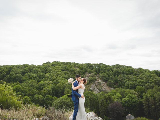 Le mariage de Jeremy et Ophélie à Cosmes, Mayenne 54