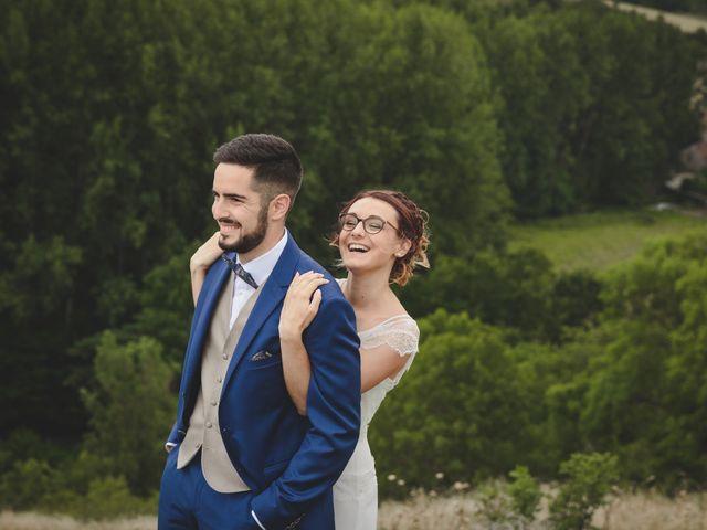 Le mariage de Jeremy et Ophélie à Cosmes, Mayenne 55