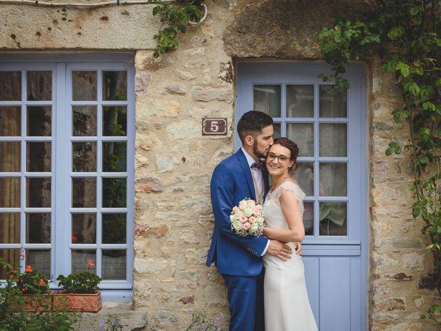 Le mariage de Jeremy et Ophélie à Cosmes, Mayenne 56