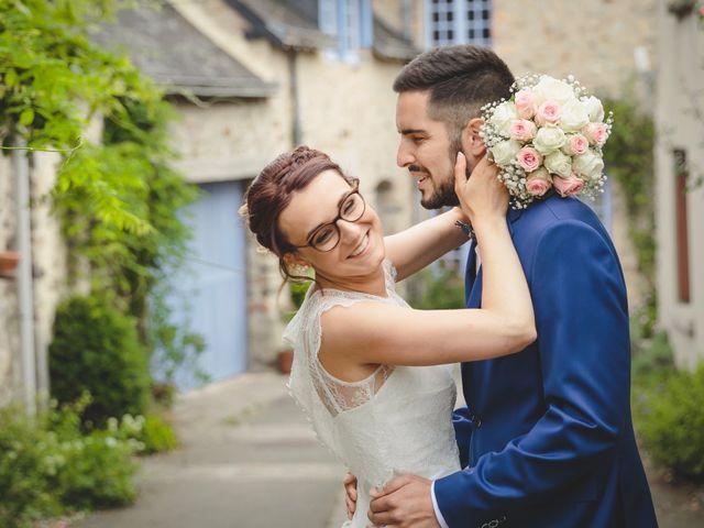 Le mariage de Jeremy et Ophélie à Cosmes, Mayenne 57