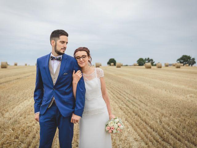 Le mariage de Jeremy et Ophélie à Cosmes, Mayenne 58