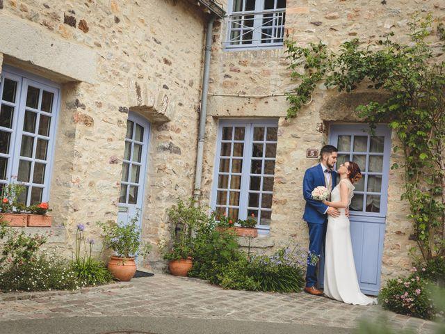 Le mariage de Jeremy et Ophélie à Cosmes, Mayenne 64