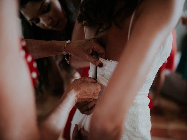 Le mariage de David et Laura à Varennes, Haute-Garonne 9