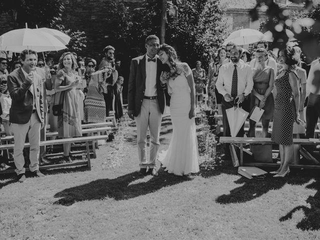 Le mariage de David et Laura à Varennes, Haute-Garonne 12