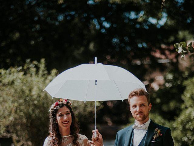 Le mariage de David et Laura à Varennes, Haute-Garonne 13