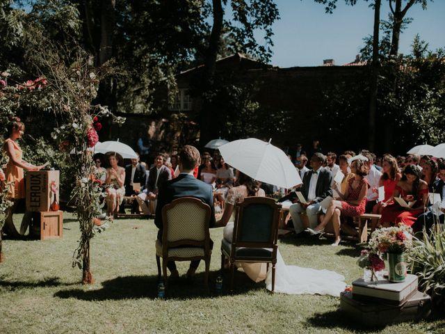 Le mariage de David et Laura à Varennes, Haute-Garonne 14