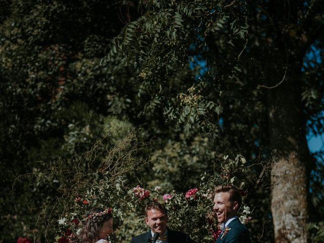Le mariage de David et Laura à Varennes, Haute-Garonne 15