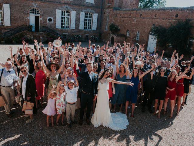 Le mariage de David et Laura à Varennes, Haute-Garonne 17
