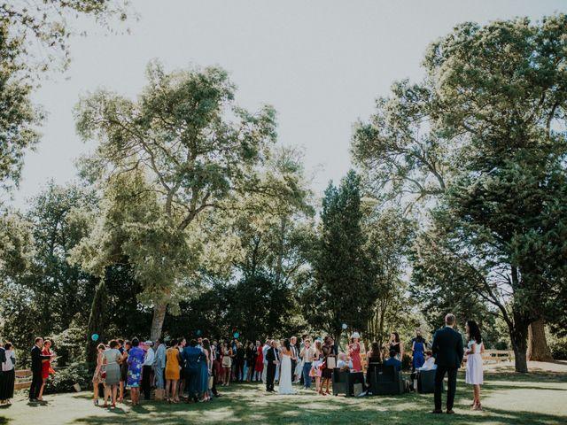 Le mariage de David et Laura à Varennes, Haute-Garonne 18