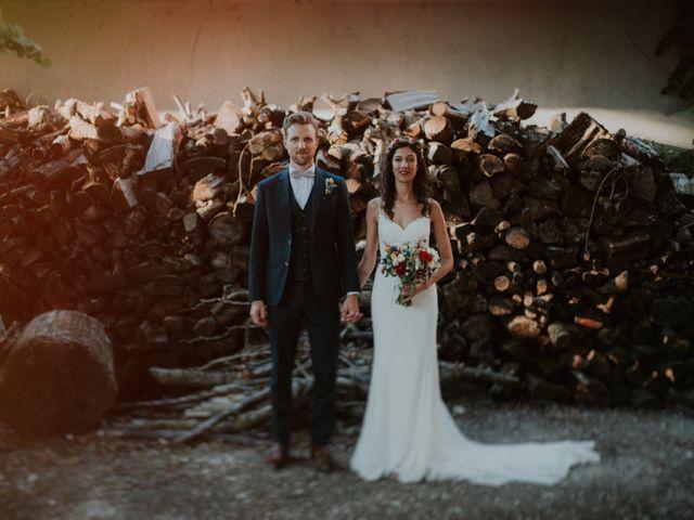 Le mariage de David et Laura à Varennes, Haute-Garonne 26