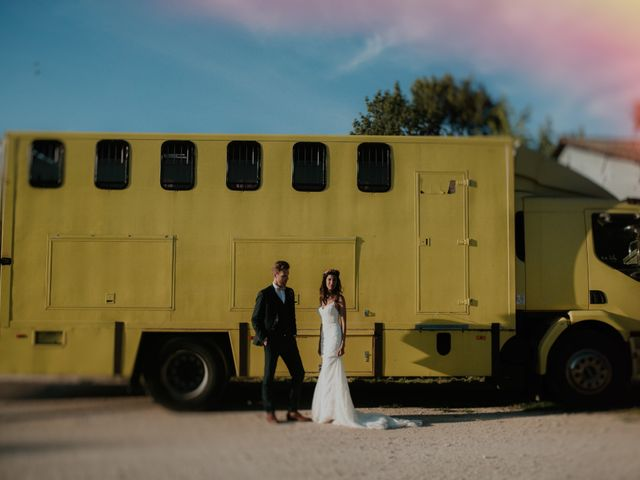 Le mariage de David et Laura à Varennes, Haute-Garonne 27