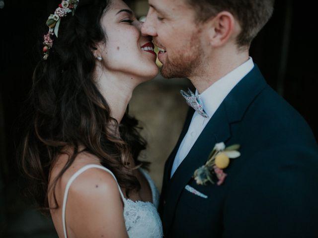 Le mariage de David et Laura à Varennes, Haute-Garonne 28