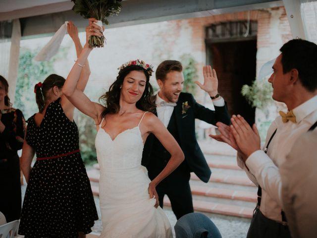 Le mariage de David et Laura à Varennes, Haute-Garonne 29