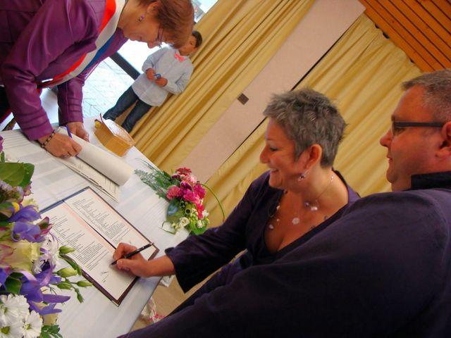 Le mariage de Christophe  et Carol à Saint-Nolff, Morbihan 6