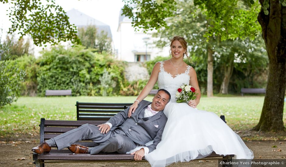 Le mariage de Serge et Celia à Guyancourt, Yvelines
