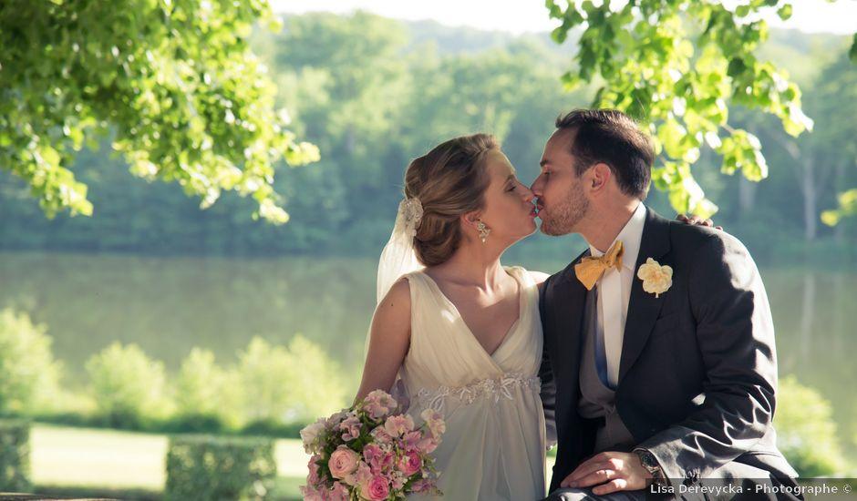 Le mariage de Vincent et Sophie à Oizon, Cher