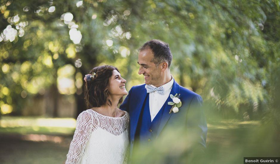 Le mariage de Sébastien et Christelle à Servon-sur-Vilaine, Ille et Vilaine