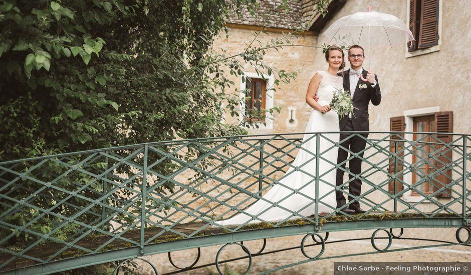 Le mariage de Adrien et Mariane à Saint-Georges-de-Reneins, Rhône