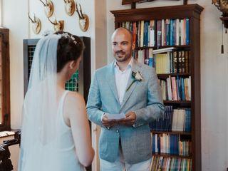 Le mariage de Catalina et Pelle 3