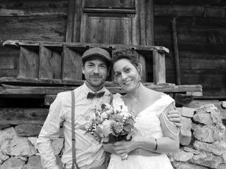 Le mariage de eve et gui
