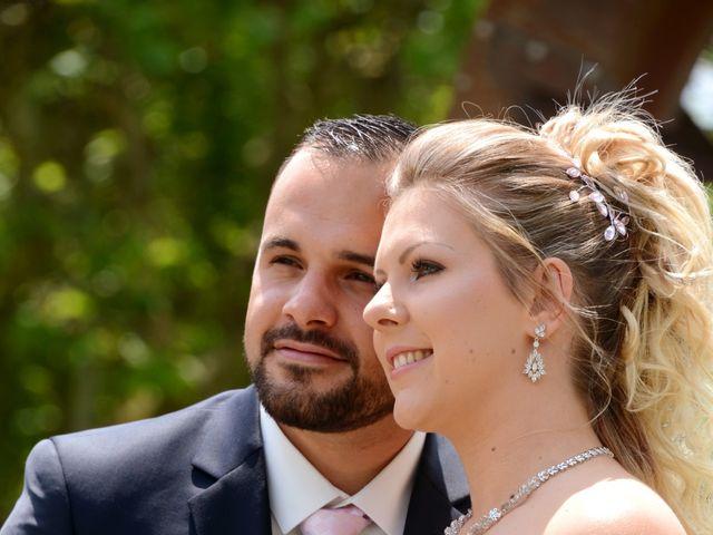 Le mariage de Kevin et Aurore à L'Abergement-Clémenciat, Ain 5