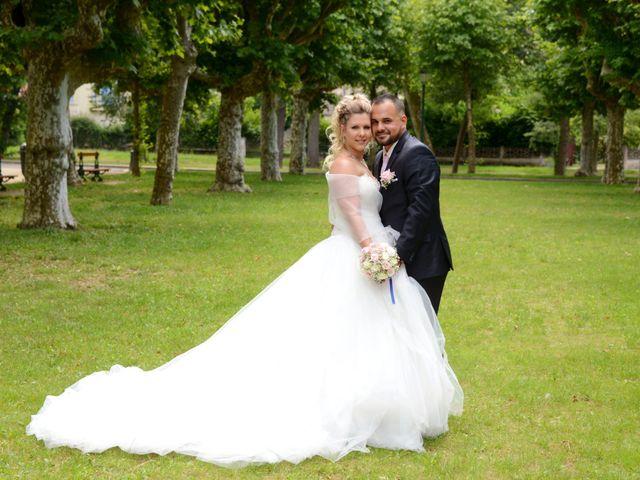 Le mariage de Kevin et Aurore à L'Abergement-Clémenciat, Ain 6