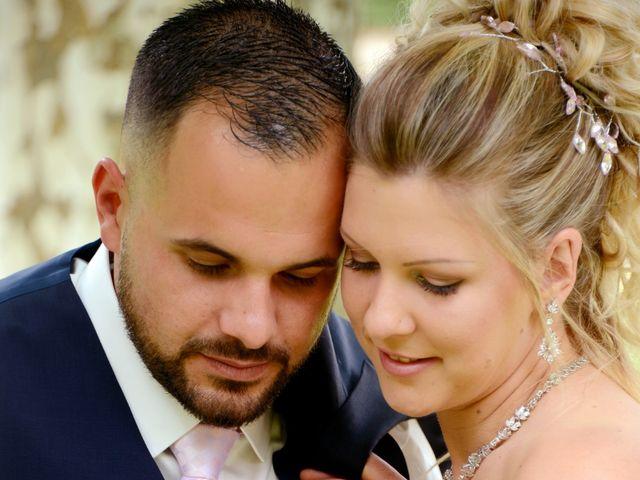 Le mariage de Kevin et Aurore à L'Abergement-Clémenciat, Ain 8
