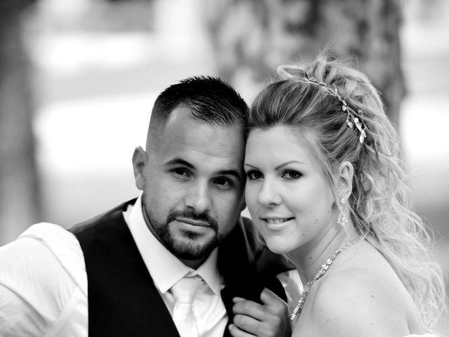 Le mariage de Kevin et Aurore à L'Abergement-Clémenciat, Ain 9