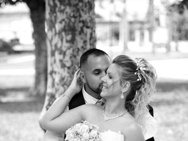 Le mariage de Kevin et Aurore à L'Abergement-Clémenciat, Ain 10
