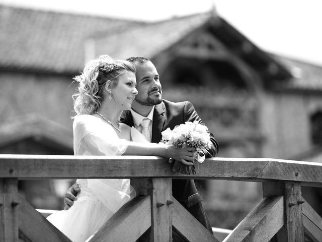 Le mariage de Kevin et Aurore à L'Abergement-Clémenciat, Ain 11