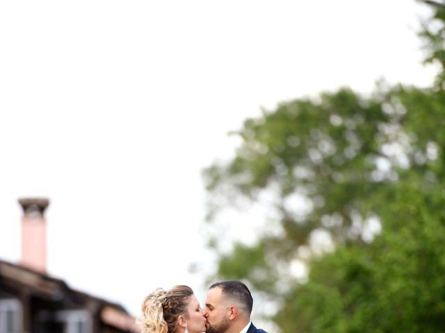 Le mariage de Kevin et Aurore à L'Abergement-Clémenciat, Ain 12