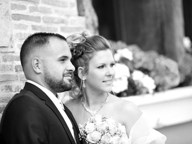 Le mariage de Kevin et Aurore à L'Abergement-Clémenciat, Ain 13