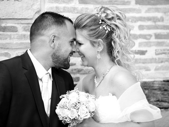 Le mariage de Kevin et Aurore à L'Abergement-Clémenciat, Ain 14