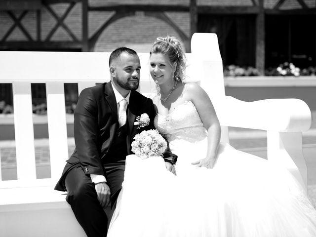 Le mariage de Kevin et Aurore à L'Abergement-Clémenciat, Ain 15