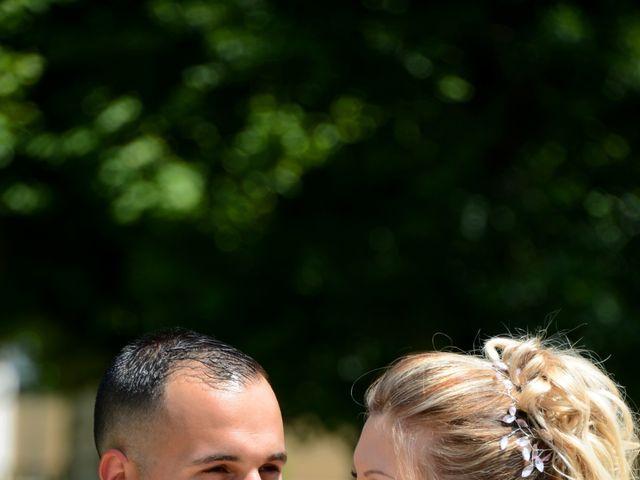 Le mariage de Kevin et Aurore à L'Abergement-Clémenciat, Ain 16