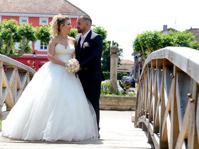 Le mariage de Kevin et Aurore à L'Abergement-Clémenciat, Ain 17