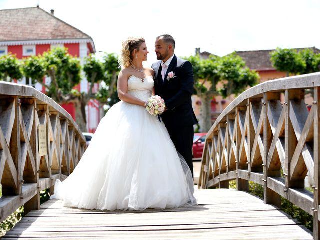 Le mariage de Kevin et Aurore à L'Abergement-Clémenciat, Ain 19