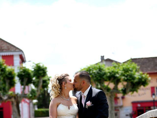 Le mariage de Kevin et Aurore à L'Abergement-Clémenciat, Ain 20