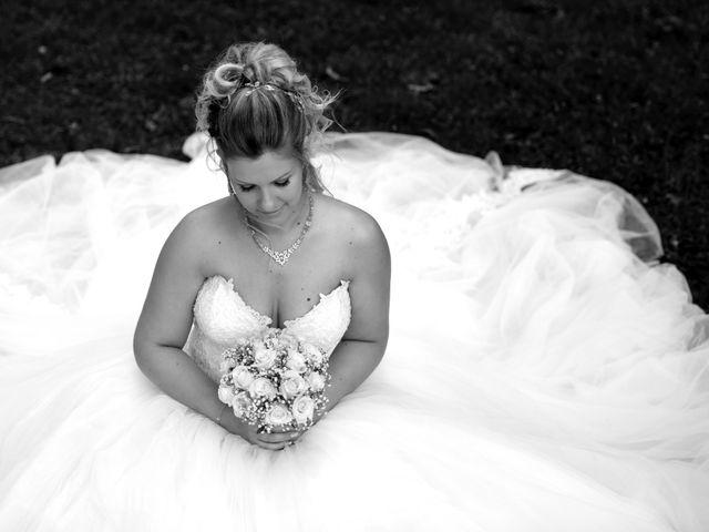 Le mariage de Kevin et Aurore à L'Abergement-Clémenciat, Ain 21