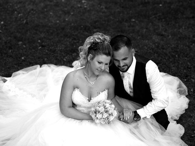 Le mariage de Kevin et Aurore à L'Abergement-Clémenciat, Ain 22