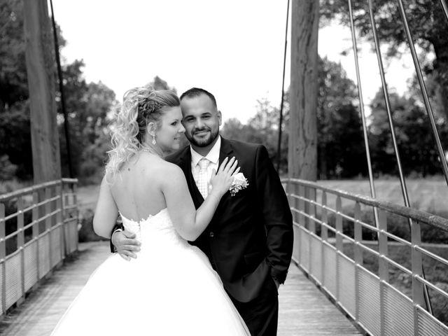 Le mariage de Kevin et Aurore à L'Abergement-Clémenciat, Ain 24