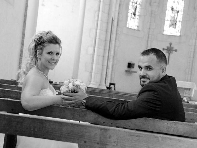 Le mariage de Kevin et Aurore à L'Abergement-Clémenciat, Ain 29
