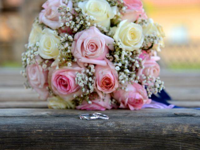 Le mariage de Kevin et Aurore à L'Abergement-Clémenciat, Ain 30