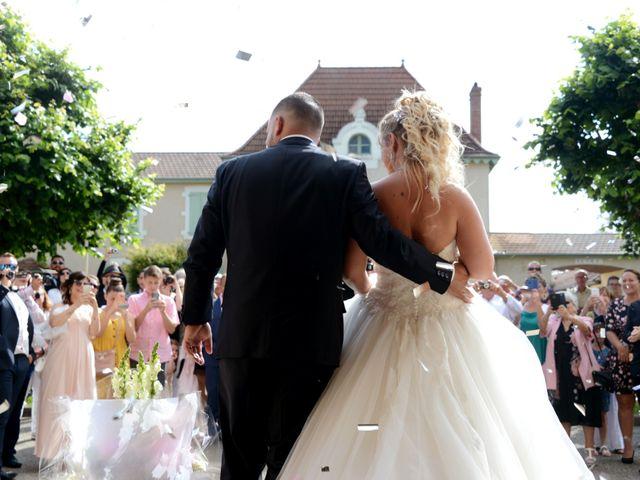 Le mariage de Kevin et Aurore à L'Abergement-Clémenciat, Ain 32
